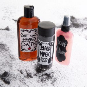 Sprays, Lotions, & More