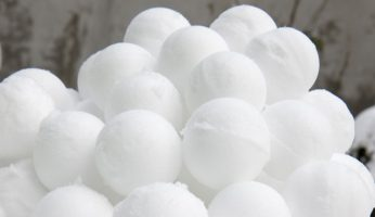 Snowball Bath Bomb Recipe