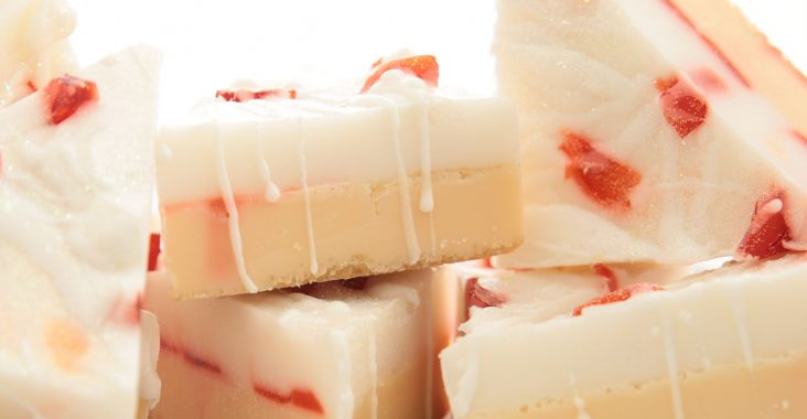 Cranberry Bliss Bar Soap